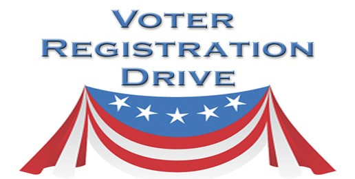 Hold a Voter Registration Drive!!