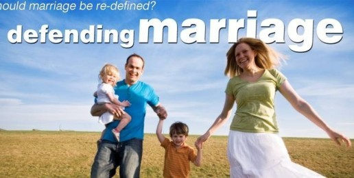 U.S. Congress Agrees: Defense of Marriage Act is Constitutional