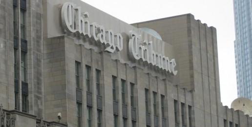 Chicago Tribune's Rex Huppke Gaga for Homosexuality