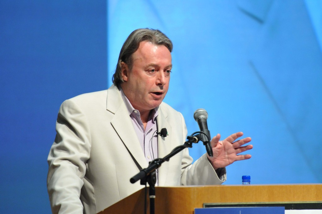 Learning from Christopher Hitchens
