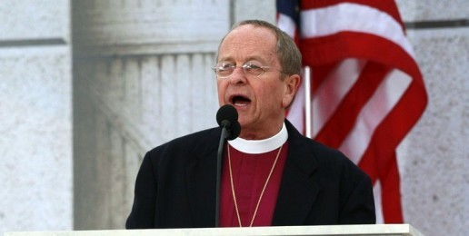 Obama's Choice of Homosexual Bishop Gene Robinson to Pray at Inaugural Event is a Slap in the Face to Christians