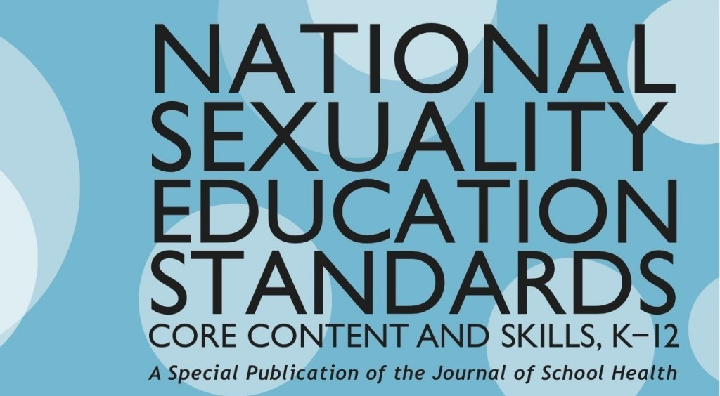 Siecus sexuality education guidelines