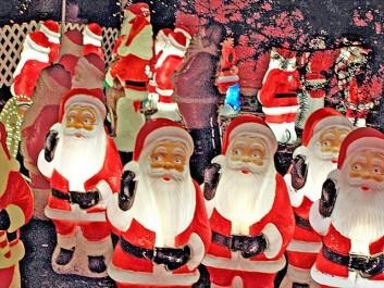 No More Plastic Santas