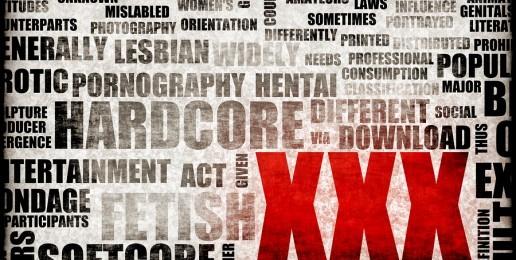 "Hard-Core Pornography Isn't ""Free Speech"""