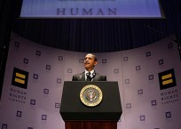 Pres. Obama's Address to Gay Activists