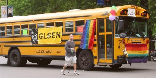 GLSEN's Outrageous Elementary School Toolkit