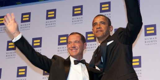 """Pres. Obama """"is proud"""" to Support DOMA Repeal"""