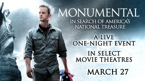SAVE-THE-DATE: Monumental