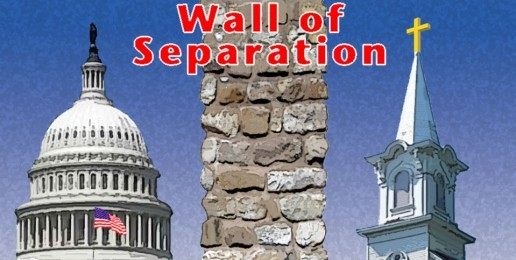 A history of thomas jeffersons wall of separation between church and state