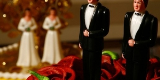 """Gay """"Marriage"""" Bill Scrapped for """"Civil Unions"""" Bill"""