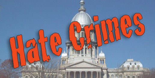 """New """"Hate Crimes"""" Bill in Springfield"""