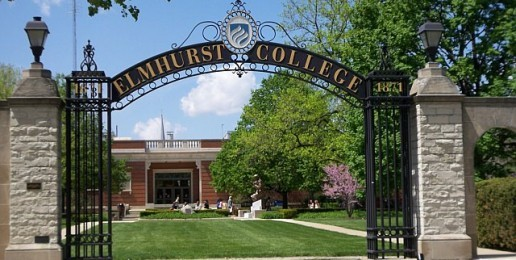 Homosexual Sex Columnist Dan Savage and Elmhurst College