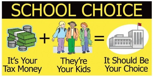 PragerU Video: School Choice Saved My Life