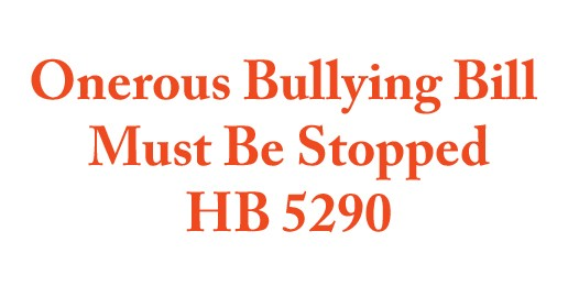 The New Bullying Amendment Exposed
