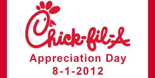 Chick-fil-A Appreciation Day