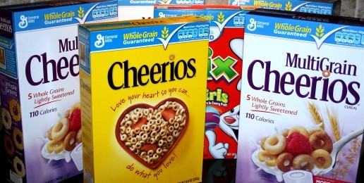 General Mills Comes Out of the Closet in Support of Gay Marriage