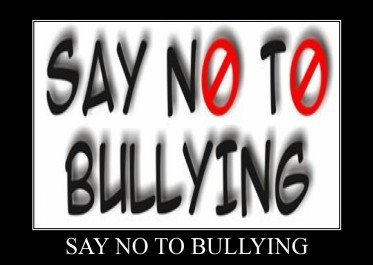 say yes to bullying satire I will say yes, that bullying builds character if you view bullying in another way but no, it should be encouraged because nobody deserves to feel like crap there are other ways to build character and this is one way that shoudl not be allowed.