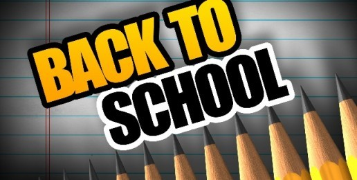 Back to School: Parents Take Notice!