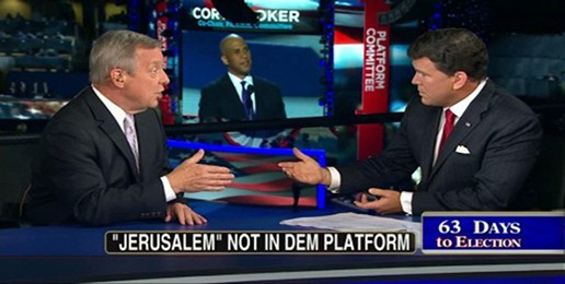 Senator Dick Durbin Goes Bellicose on Bret Baier