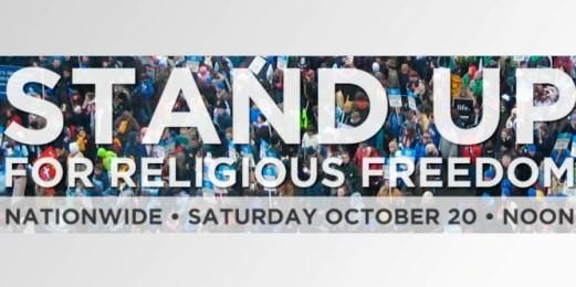 Rallies for Religious Freedom