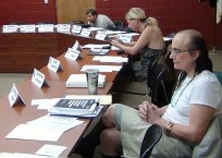 Gender-Confused Committee Member Vilifies Aurora Faith Community