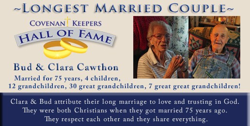 2012 Illinois Marriage Hall of Fame