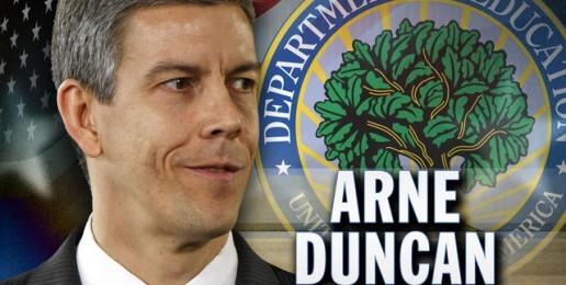 Arne Duncan New Education Secretary