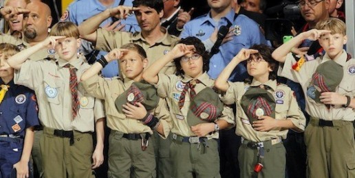 The Boy Scouts Saga Continues