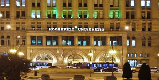 Roosevelt University Announces $25-Million Gift, Largest in the University's History