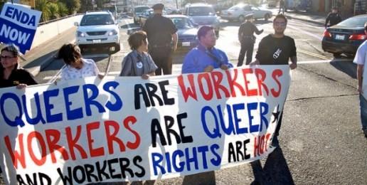 The Employment Non-Discrimination Act is BAAAAACK