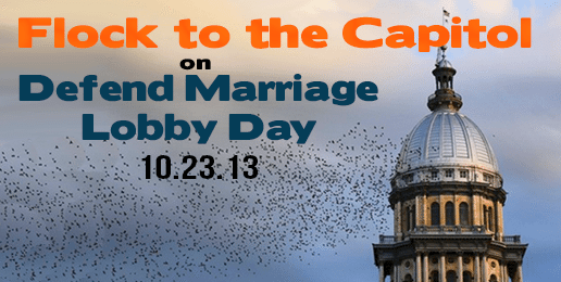 One Week to Defend Marriage Lobby Day