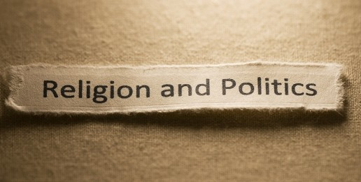 Like It or Not, Politics and Religion Are Now Inseparable