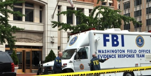 FBI Partners with Left-Wing Extremist Group
