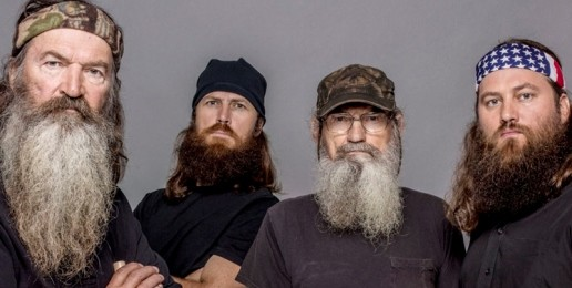 Duck Dynasty's Phil Robertson: the Hairy Canary in the Rainbow Coal Mine