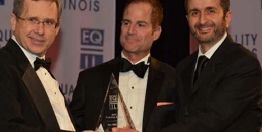 U.S. Senator Kirk Accepts 'Freedom' Award from Homo-Fascist 'Gay Equality' Group