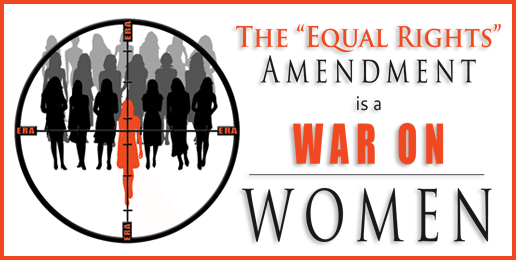 The ERA and the War on Women