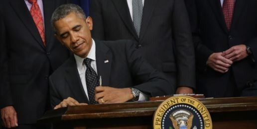 Obama's Newest Executive Order