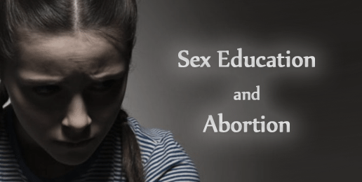 Former Abortion Clinic Owner: 'We Created Demand for Abortion by Pushing Sex Ed on Kids'