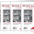 Pre-order Voter Guides TODAY!