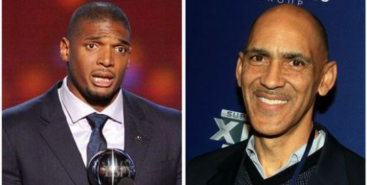 Coach Dungy Speaks His Mind, Gets Nailed by 'Progressives'