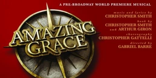 Amazing Grace Amazingly Staged