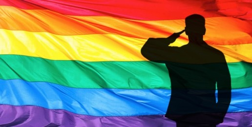 A Veterans Day Story that Focuses on … Homosexuality?