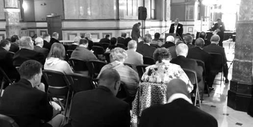 Pastors Descend on the Illinois Capitol to Pray [VIDEO]