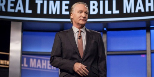 Bill Maher Blasts Liberals' for PC Reactions to Paris Massacre