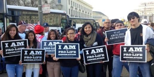 Students for Life Challenge Ohio Congressman on Abortion