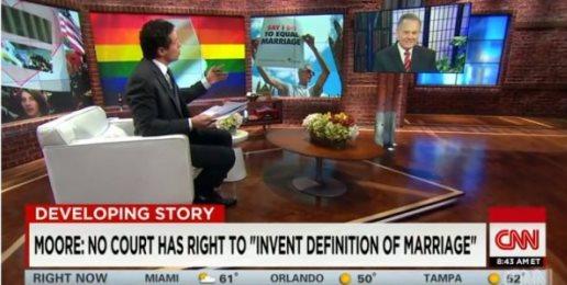 Alabama Chief Justice Schooled CNN Host, Says Professor