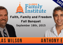 IFI Fall Banquet with Douglas Wilson and Anthony Esolen