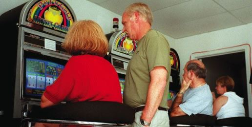 Sweeping Up 'Broom Closet' Gambling