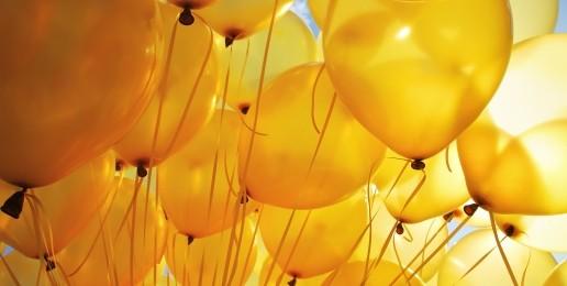 yellow-balloons-shutterstock_63832522