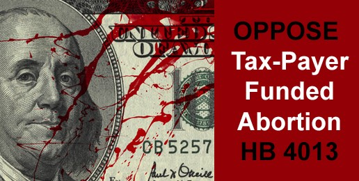 """State Lawmaker Wants Taxpayers to Subsidize Killing """"Unplanned"""" and """"Unwanted"""" Babies"""